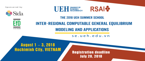 2018 UEH Summer School