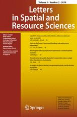 letters of spatial and resource science