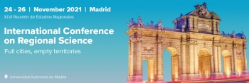 46th AECR Conference | November 2021, Autonomous University of Madrid, Spain
