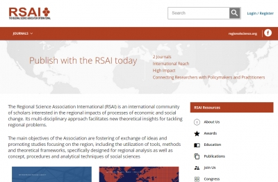 RSAI Connect hub is now live! Publish with the RSAI today