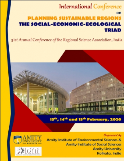 51st RSAIndia Conference | 13-15 February, 2020, Kolkata, India