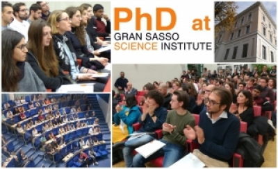 Call for PhD Applications 2020/21 GSSI – Gran Sasso Science Institute