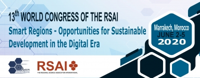 Deadline extended to February 7, 2020 | Call for Abstracts and Special Session Proposals for RSAI Congress 2020